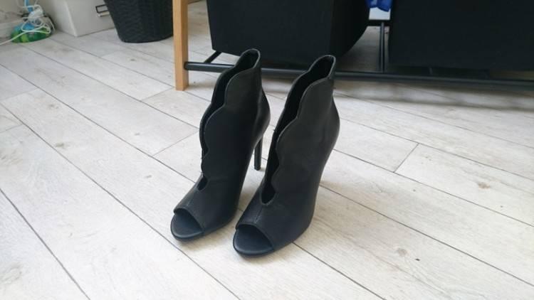 bottes élégantes Abkle cylindriques d'hiver hyu talons talons Bottes 532  courtes noeud chaussures à