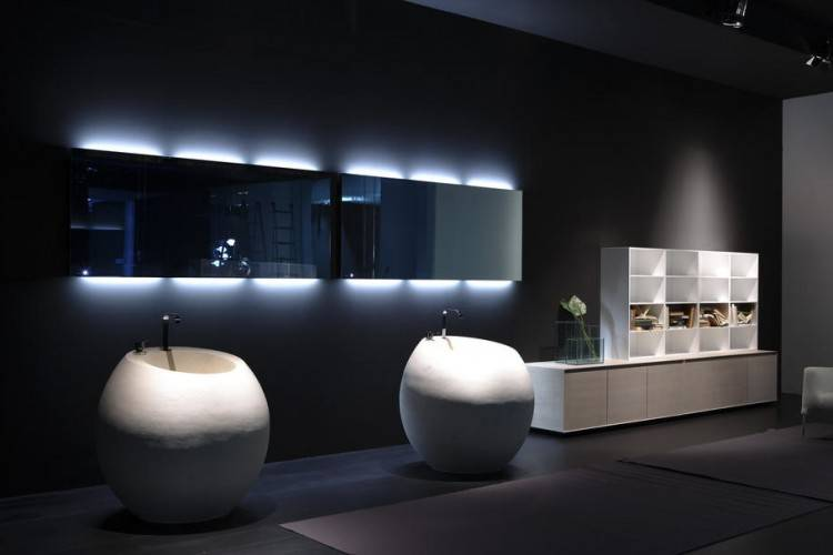 Full Size of Deco Salle Bain Carrelage Tendance Decoration Manger Ancienne Moderne  Noir Design Bains En