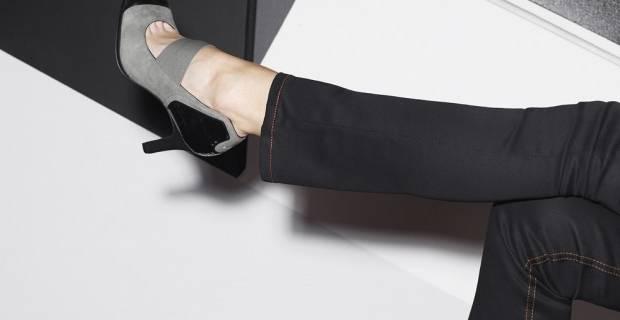 le talon et la cambrure, ces nouvelles chaussures confortables vous permettent donc de marcher en talons hauts sans vous faire mal