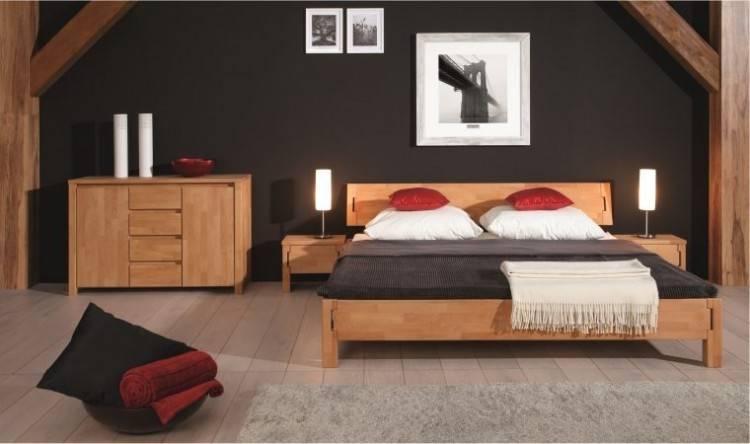 chambre a coucher adulte en bois massif 1