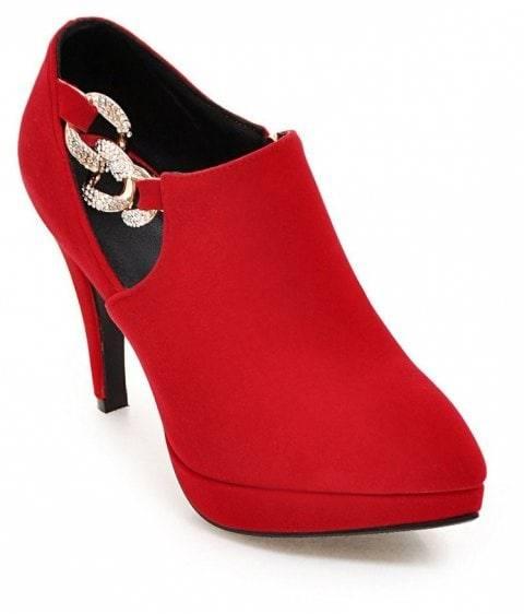chaussure service et hotellerie a talon · chaussure hotellerie restauration pour femme