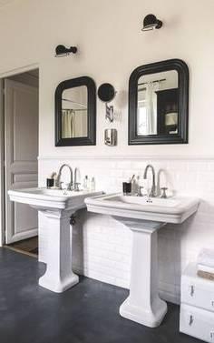 Beaucoup d'idées en photos pour la salle de bain en marbre