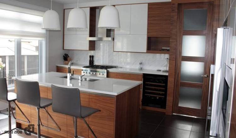 D Licieux Les Modeles De Cuisines Modernes L Int Rieur Modele Cuisine Moderne Meuble Salon Cbel