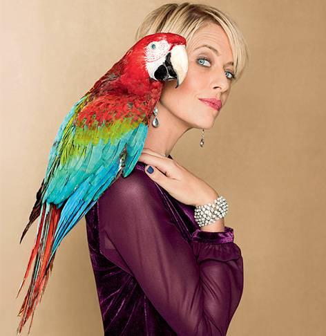 Iris Van Herpen crée une mode futuriste