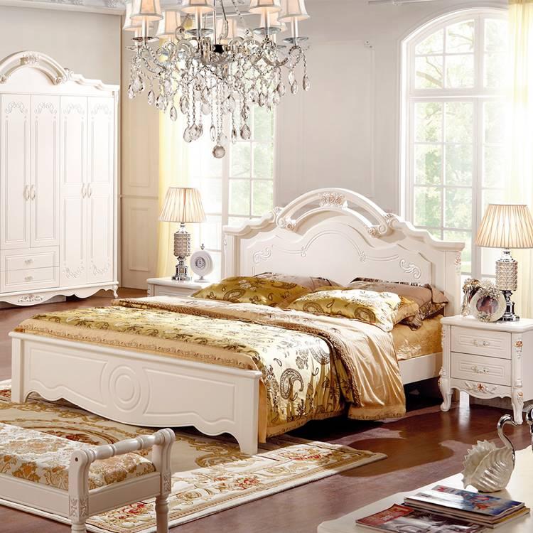 Modèle Chambre à coucher Louis XVI