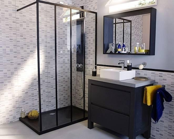 fr partage avec vous ses conseils d'architecte et vous propose des plans de salles de bains carrées de
