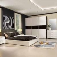 Chambre à coucher Cube