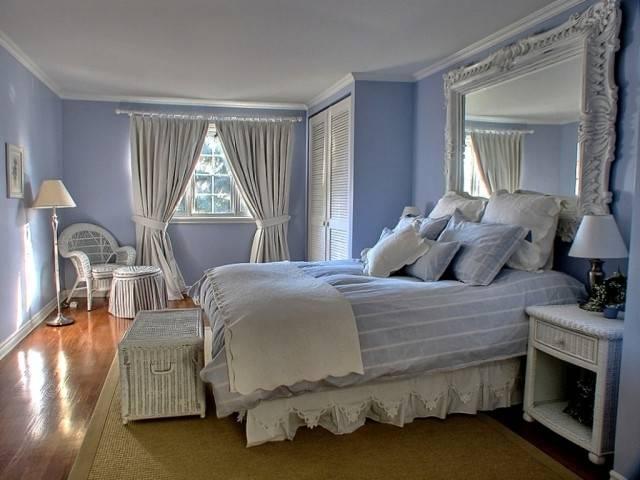 Tableau idée déco chambre orange bleu Une nouvelle vie