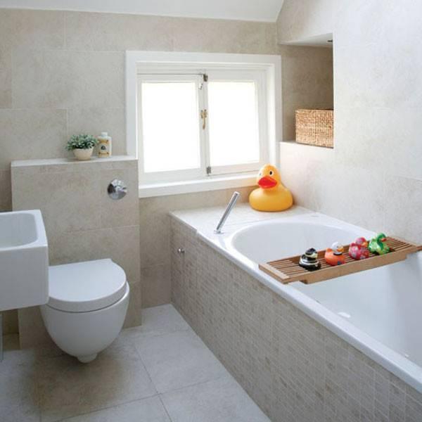 Modernisez votre salle d'eau avec un ensemble contemporain, ou apportez  l'élégance du passé à votre salle de bains avec un ensemble plutôt rétro :  le choix