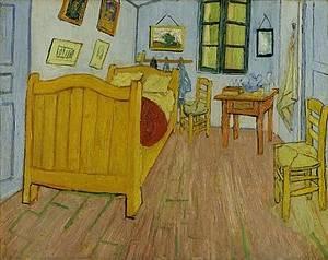 AmsterdamPlusieurs dizaines de tableaux du célèbre peintre néerlandais  Vincent van Gogh, dont un de la série «Les Tournesols» et «La chambre à  coucher»,