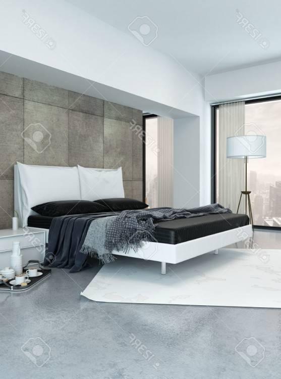 de chambre à coucher Corbo double, 3 mcx, noir