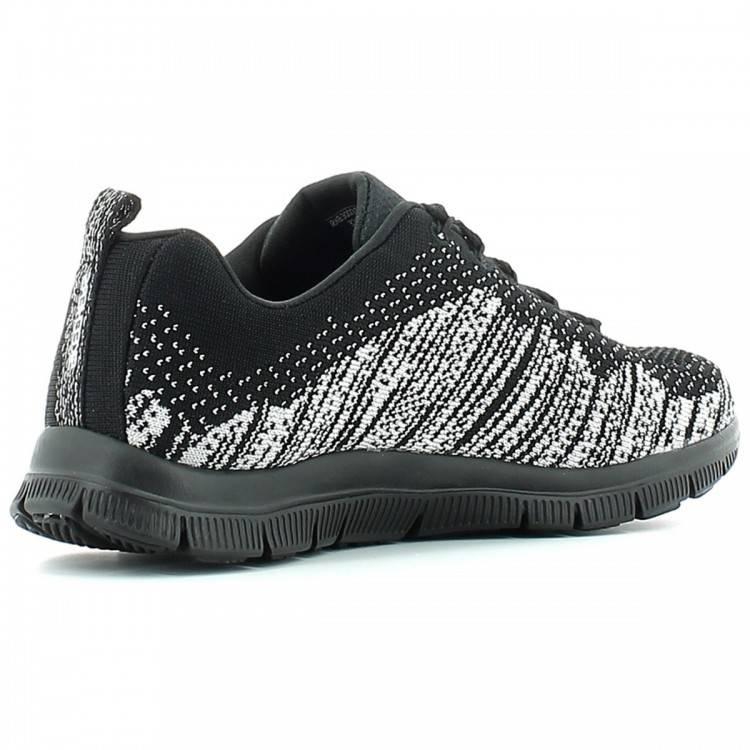 Femme Baskets mode Skechers 12434 Chaussures sports Femmes Grigio,Skechers  intersport,site pas cher.