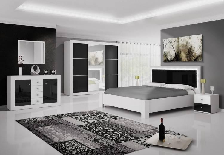 Armoire Chambre Adulte Génial Chambre A Coucher Blanc Design Chambre A Coucher Design Beau Media