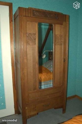 Chambre à coucher ancienne