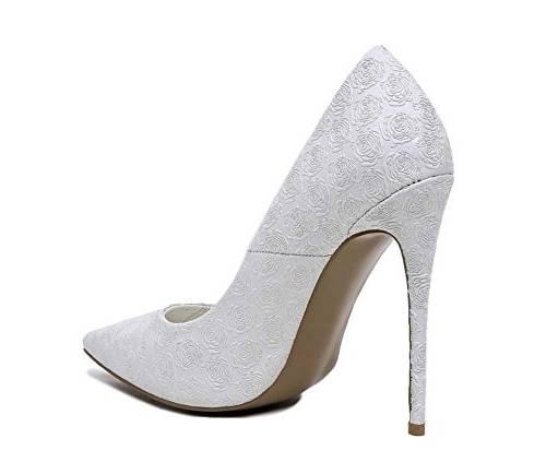 des bottes à talon chaussures et talons de chaussures talon dentelle boucle big sz 56d141