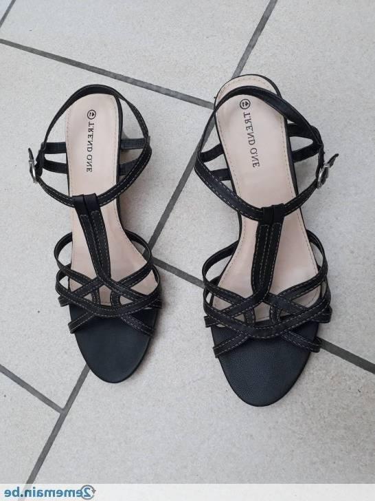 fr : chaussures à talons femme orange : Chaussures et Sacs
