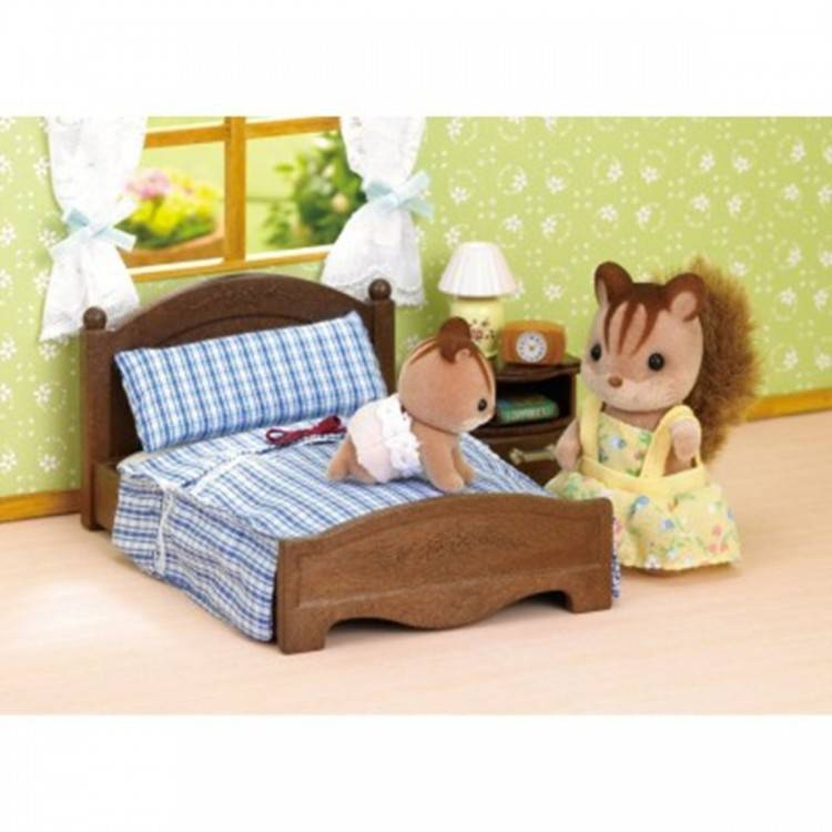 Set très complet pour la collection Sylvanian families (art