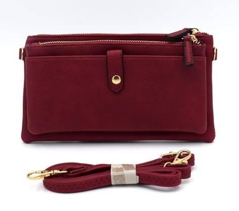 sac à main femme bordeau neuf