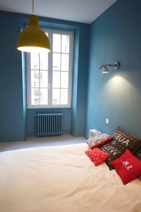 Camlen a conçu une collection de meubles pour la chambre à coucher en bois  solide qui est à la fois fonctionnelle et chaleureuse
