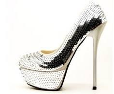 chaussure de sécurité femme a talon compensée