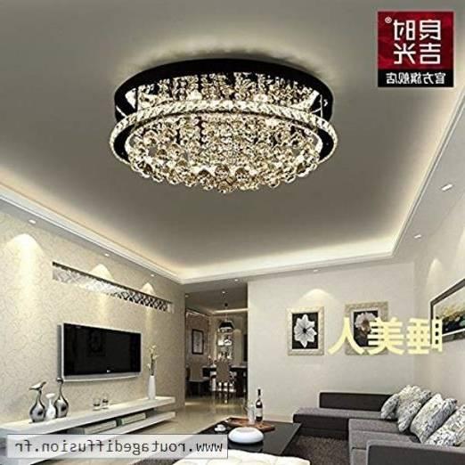 ANGEELEE Plafond led ronde créative s'allume la chambre à coucher  principale salle de séjour chaleureuse lumière lampe chambre romantique  lampes en fer
