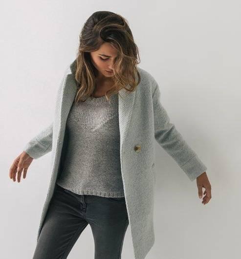 Acheter 2017 Nouvelle Mode Femmes Manteau Parka Cape Européenne Concepteur  Asymétrique Longueur Capuchon Anorak Manteau D'hiver Femme / UV11I0 De  $144