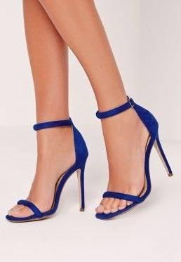 Bonne Qualité Bleu Royal Rouge Chaussures Chaussures Bleu Or Mariage Haut Talon Pointé Motif Pompes À