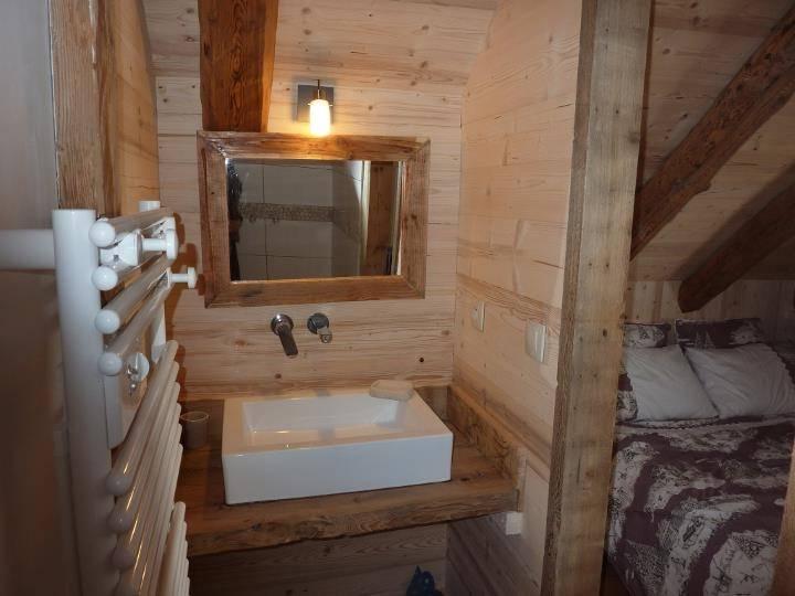 Salle de bains © Snow lodge