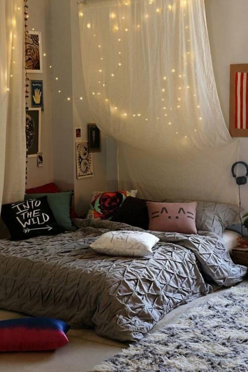 GANESHAM Ethnique Indien Hippie Gypsy Chambre à Coucher Décor Coton Couverture Bohemian Parure de lit Couvre