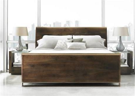 Collection McArthur Park · Mobilier de chambre à coucher en bois massif