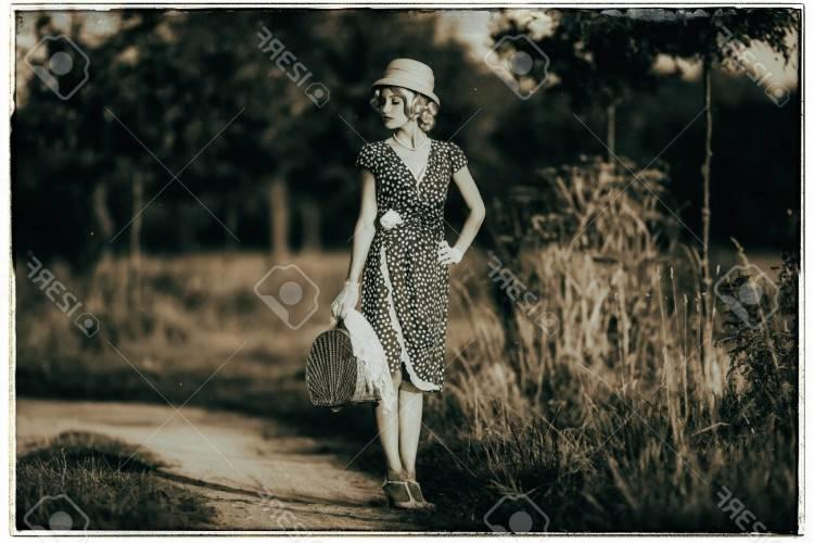 La mode, années 1930, ladie's fashion, mode élégante, années 30, 30s