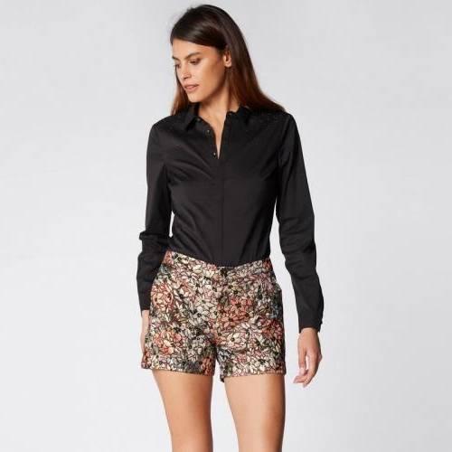 Acheter Femmes 2018 Nouveau Designer De Mode Chandail De Designer De Mode  Casual Femme Nouveau Chandail Manteau Or Argent Blanc Tricolore S XL  Nouveautés De