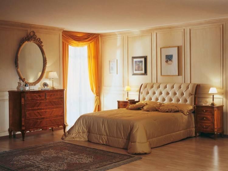 Les meilleures variantes de lit capitonné dans 43 images! Chaises Jaunes Chambres À Coucher