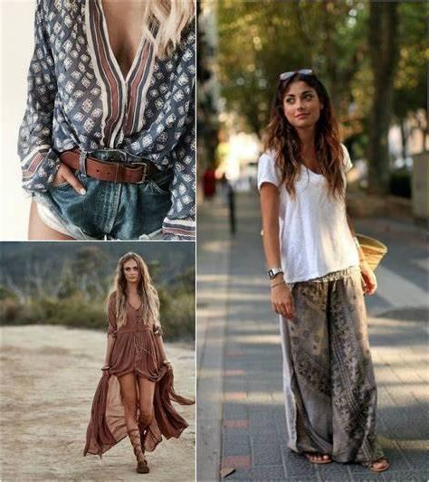 La tenue hippie chic – comment adopter cette belle tendance