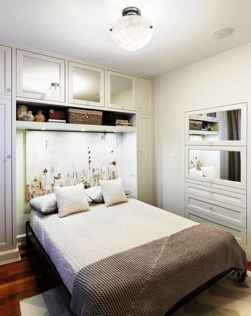 et le mobilier de chambre à coucher Sonoma de Mobican
