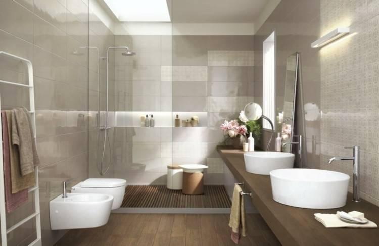Petite Salle De Bain Moderne Luxe Best Salle De Bain Moderne Avec  Baignoire Dangle Idees S