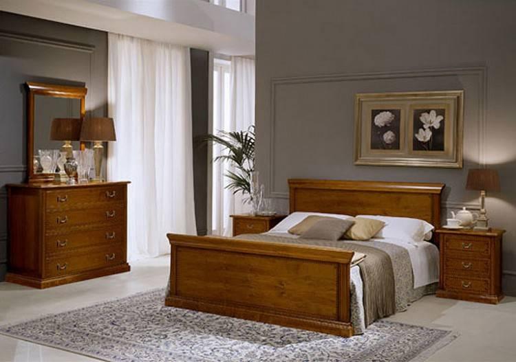 095 Dh Table de chevet 2 tiroirs en bois massif