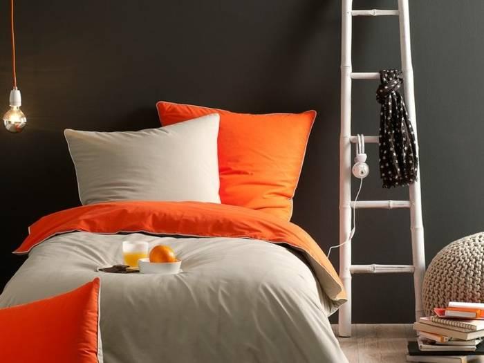 Couleurs et déco murale – 20 idées pour la chambre à coucher