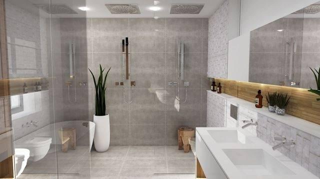 28 idées d'aménagement salle de bain avec une petite surface