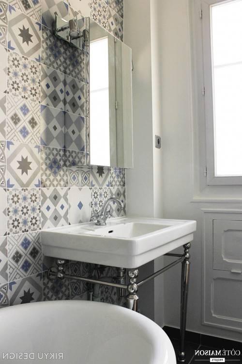 salle bain decoration interieure id coration un sol bains en dalles xxl  de deco moderne carrelage