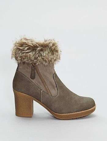 A l'opposé de ces considération esthétiques qui justifient les hauts talons,  un trend ergonomique récent parait être ces chaussures à la semelle très