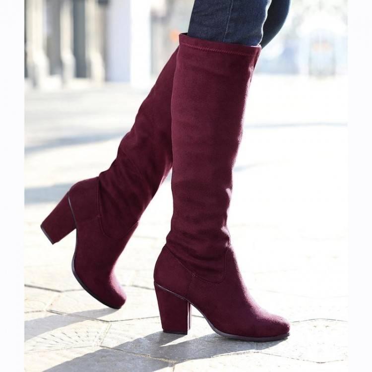 Marque New Look Sandales Ghillie À Talons Carrés Femme Noir Chaussures New Look F