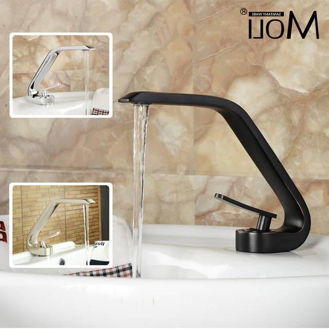 JEKING Design Mélangeur de lavabo Salle de Bain Robinet Peinture