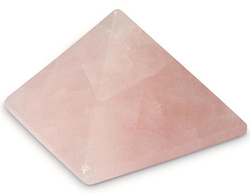 grand coeur rose quartz