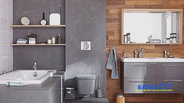Salle de bain béton ciré – oser la tendance pour donner un nouveau look à l'espace