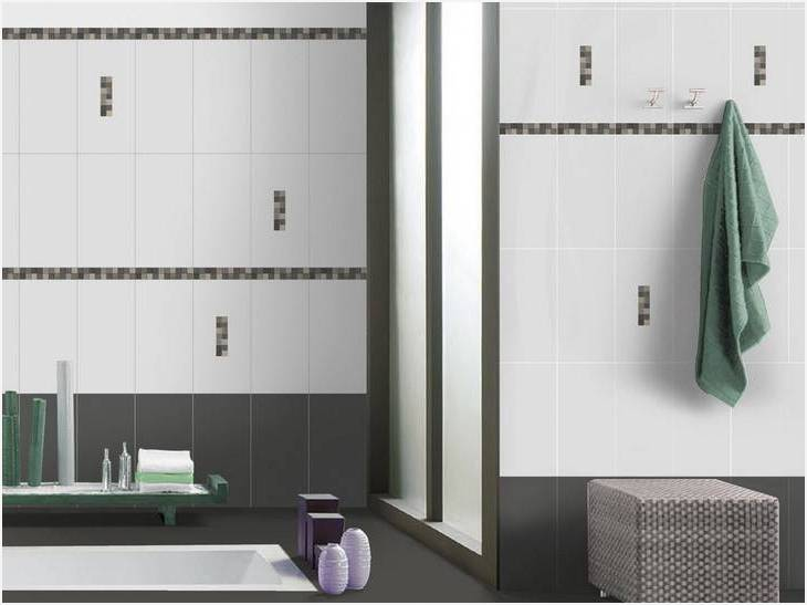 Faience De Salle De Bain Moderne: Enchanteur faience de salle de bain moderne dans faience