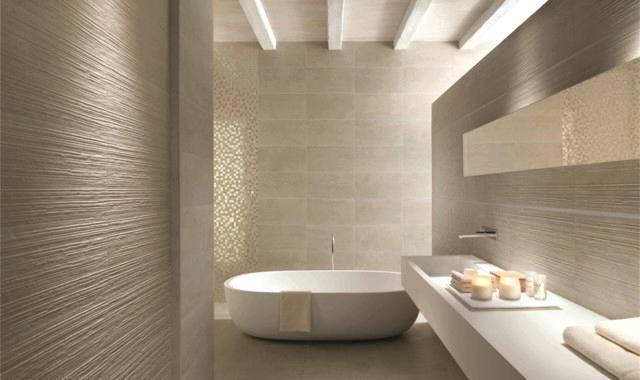 good excellent salle de bain moderne beige idees carrelage salle bains with salle de bain mosaique beige with carrelage salle de bain moderne mosaique with