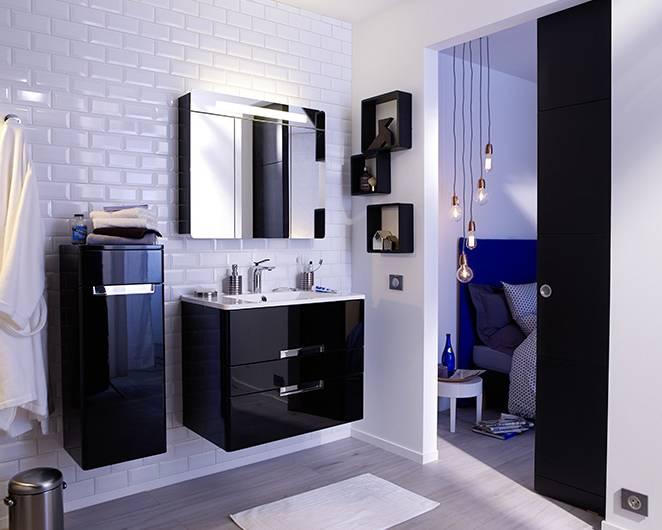 Cette salle de bains