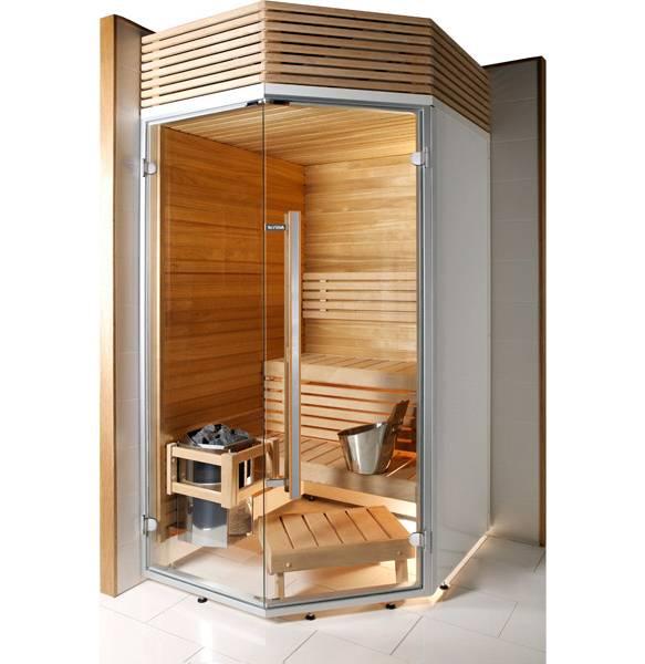 Avec leurs lignes élégantes, moderne et les bois utilisés pour leur conception, les saunas sont de vrais atouts charme et design dans votre intérieur