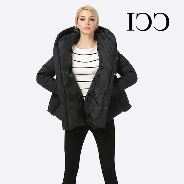 Fourrure Mode coréenne Collar Femmes Manteau ce